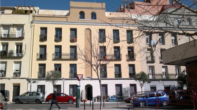 Rehabilitacion fachadas revision mantenimiento for Empresas de mantenimiento de edificios en madrid