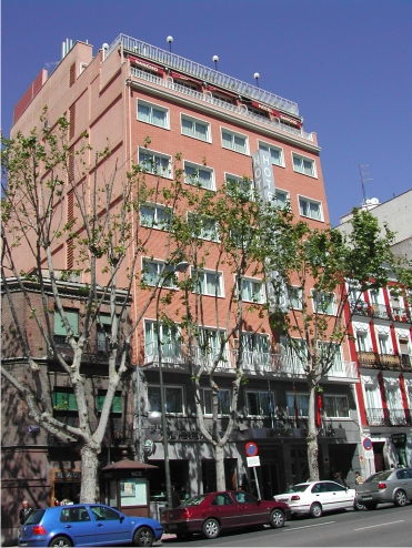 Rehabilitacion edificios en madrid revision for Empresas de mantenimiento de edificios en madrid